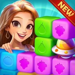 Toy Block Boom - Match 3 Game