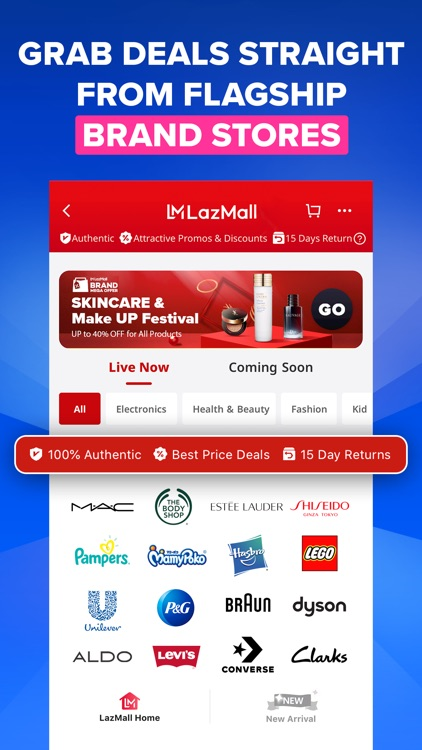 Lazada 8.8 Sale 2021 screenshot-4