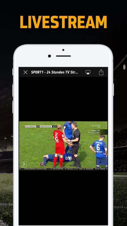 SPORT1 - News & Live Ticker screenshot-4