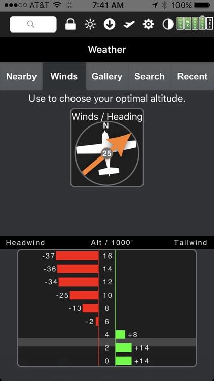 FlyQ EFB screenshot-5