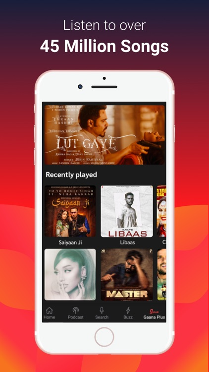 Gaana Music - Songs & Podcasts
