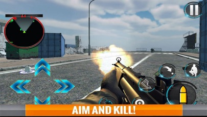 点击获取Modern Robot War:Future Sniper