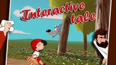 A Little Red Riding Hood StoryScreenshot of 1