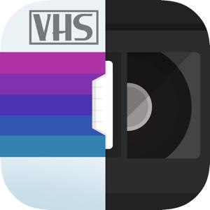 RAD VHS - Glitch Camcorder VHS Photo & Video app