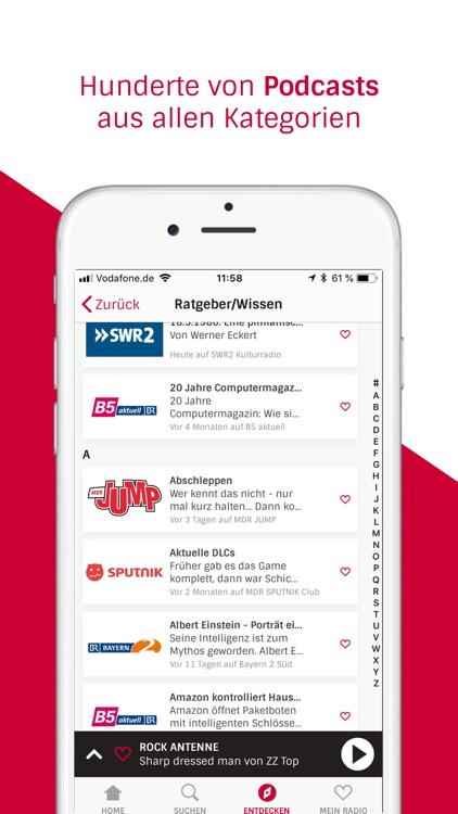 Radioplayer – Radio für alle screenshot-4