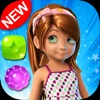 Candy Girl - Mini bubble games