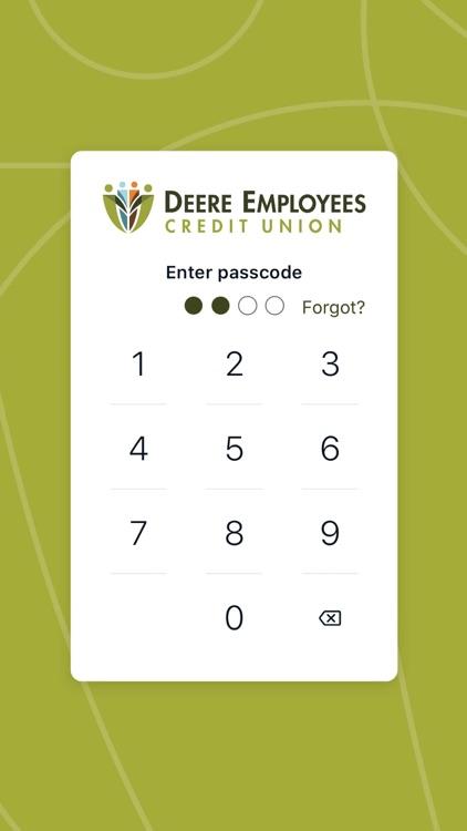 Deere Employees CU
