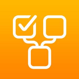 Ícone do app Taskheat — visual to-do list