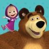 Маша и Медведь игры и мультики