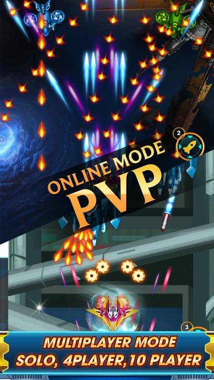 Galaxy Shooter PVP Combat screenshot-4