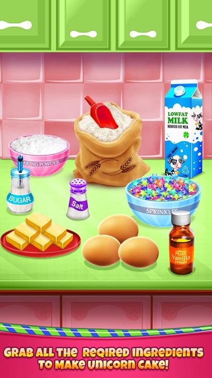 Birthday Cake - Unicorn Food