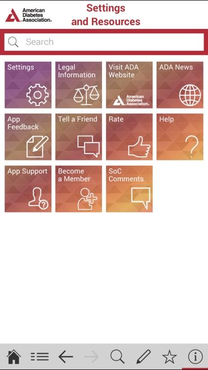 ADA Standards of Care screenshot-4