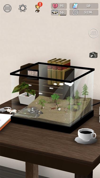 Weird Aquarium screenshot-4