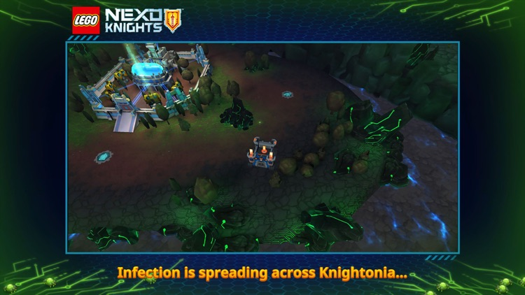 LEGO® NEXO KNIGHTS™:MERLOK 2.0 screenshot-2