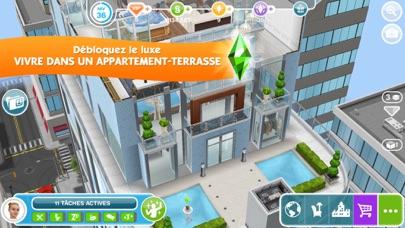 Les Sims Freeplay sur iPad-capture-2