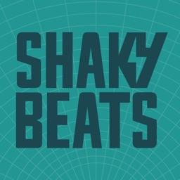 Shaky Beats Music Fest App