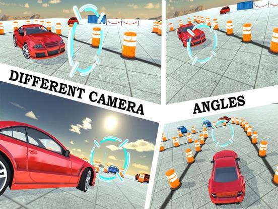 Drive & Educate Parking Game-ipad-4
