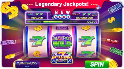 GSN Casino: Slot Machine Gamesのおすすめ画像2