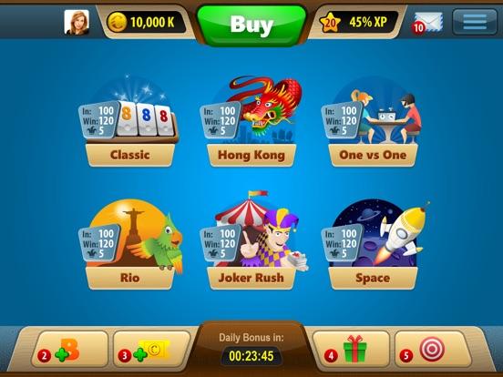 Rummy World для iPad
