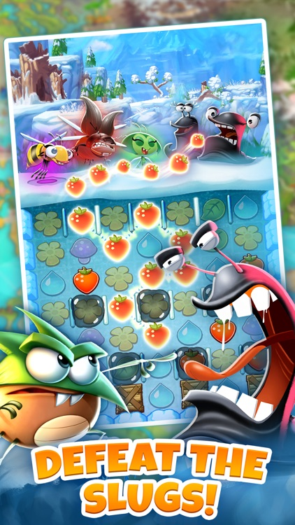 Best Fiends - Puzzle Adventure screenshot-5
