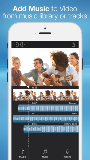 Add Music to Video Maker on the App Store