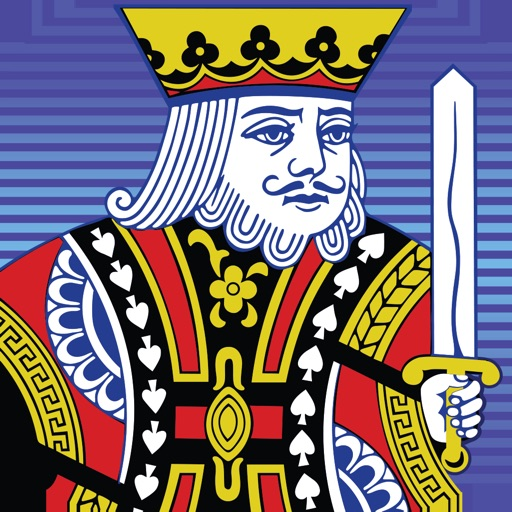 FreeCell Solitaire Card Game