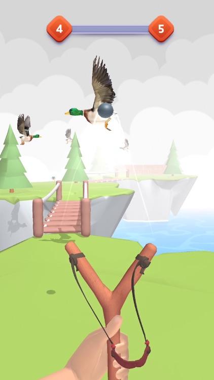 Sling Birds 3D screenshot-7