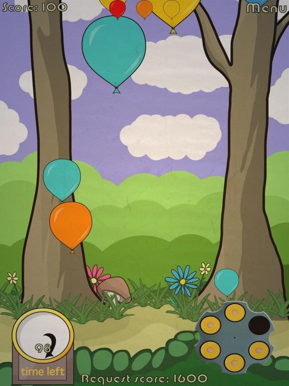 Shooting Balloons Games 2 screenshot 3
