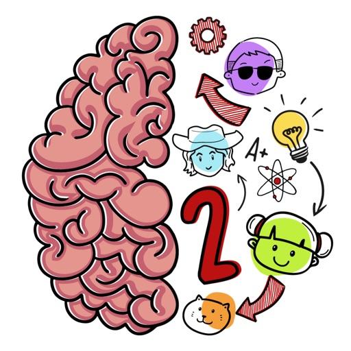 Brain Test 2: Tricky Stories icon