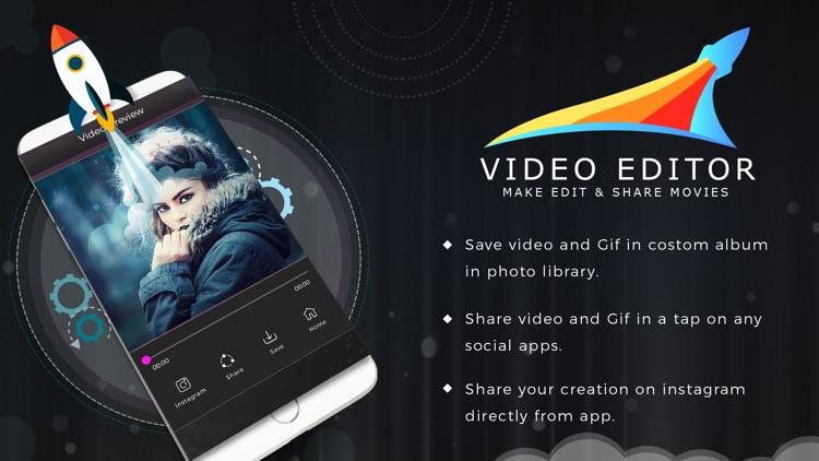 InstatVid - Video Editor screenshot-4