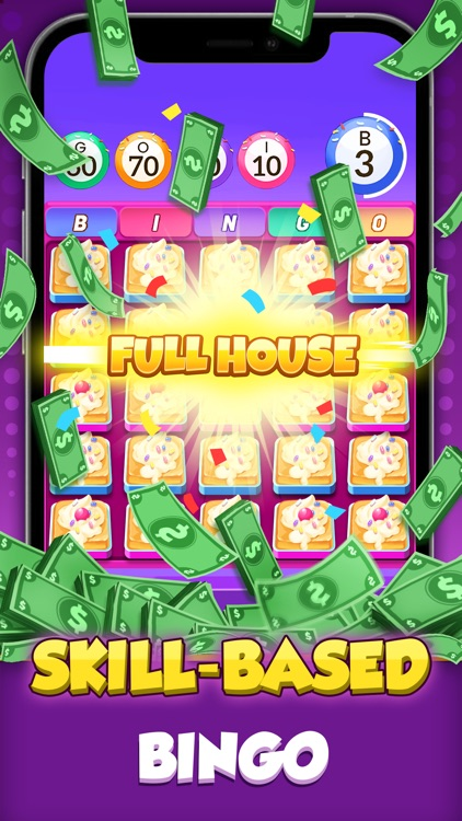 Bingo For Cash - Real Money screenshot-6