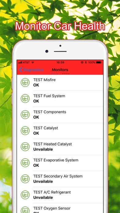 OBD-II Command Diagnostic Screenshot 5