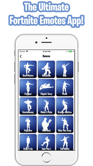 Emotes For Fortnite Dances App Price Drops