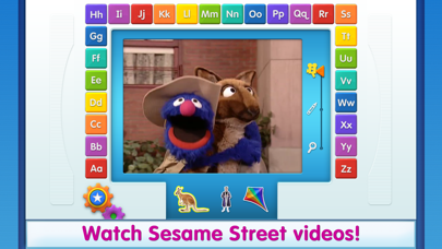 Elmo Loves Abcs review screenshots