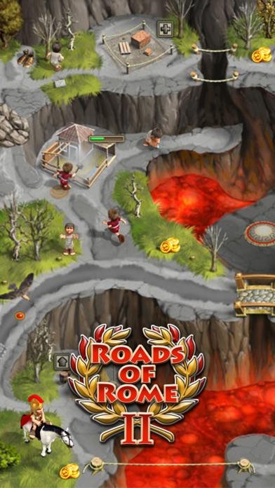 Roads Of Rome: 2 screenshot 1