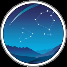 一款超级炫酷的iPhemeris 占星术 for mac