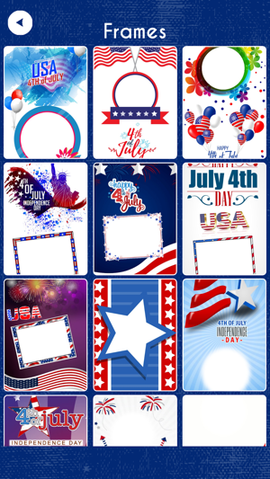 4th Of July Photo Frames Hd On The App Store
