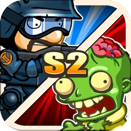 SWAT and Zombies S2