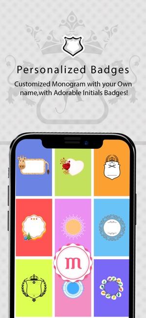 Monogram Wallpaper Maker Lite On The App Store