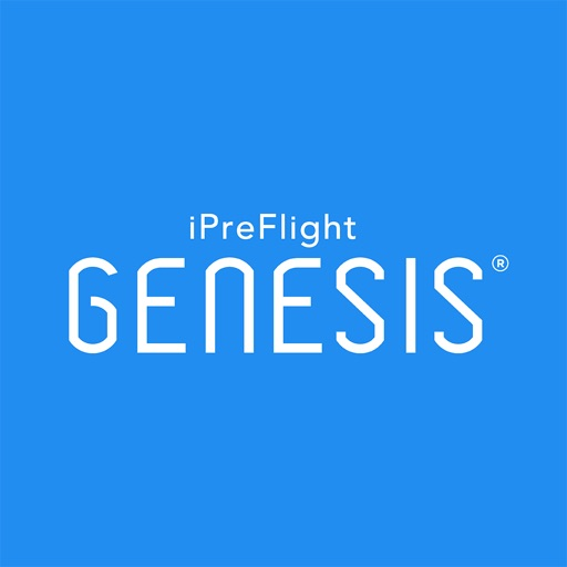 iPreFlight Genesis