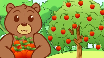 Little Deer and the Apple Tree app image