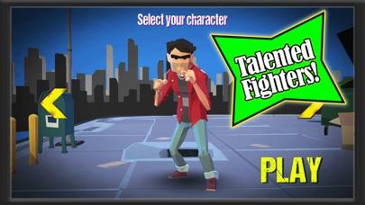 Screenshot 2 City Fighter vs Street Gang