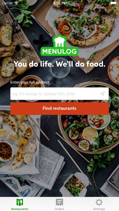 Download Menulog -Order Takeaway Online for Pc