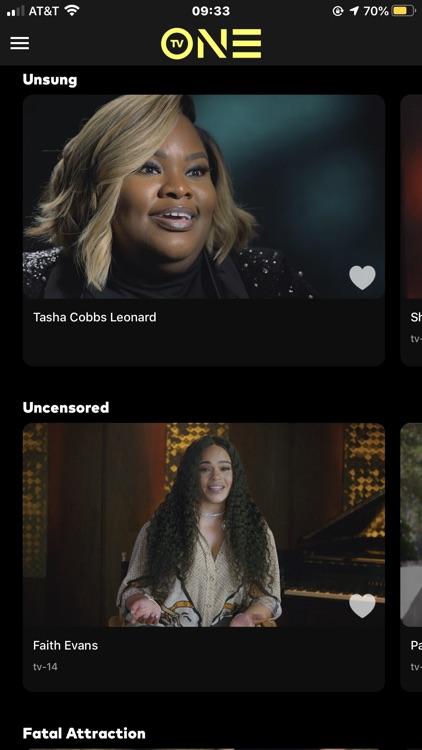TVOne - Stream Full Episodes