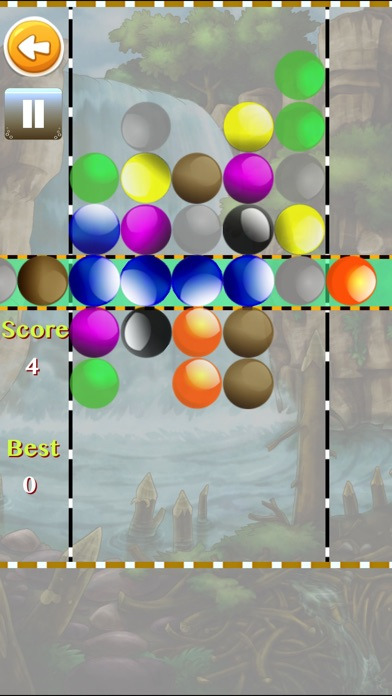 !Balls in a Row screenshot 1