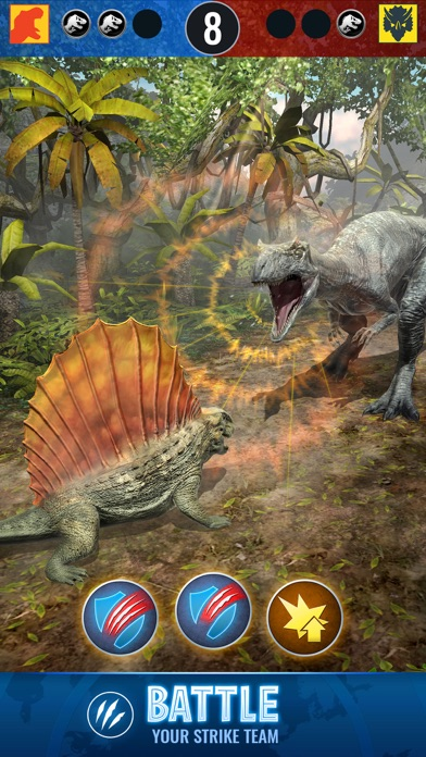 Jurassic World™ Alive-2