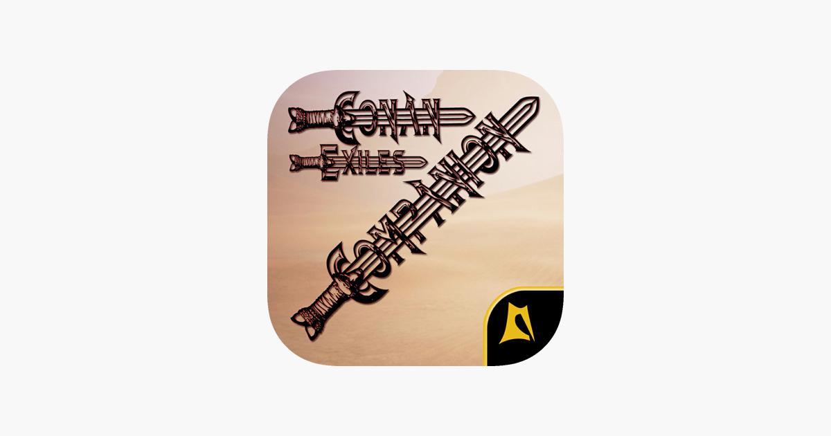 Companion For Conan Exiles Im App Store