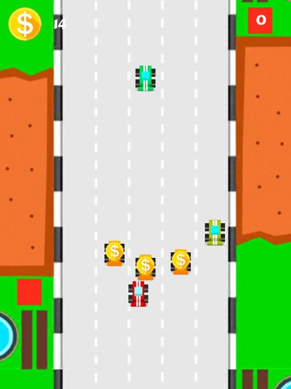 Ретро-гоночный автомобиль Скриншоты4