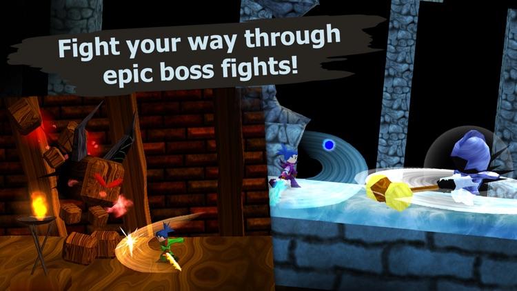 Swordigo screenshot-3