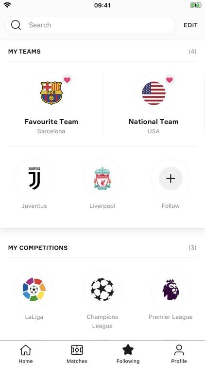 OneFootball - Soccer News screenshot-3